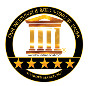 5 Star Bauer Financial Rating